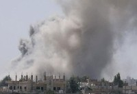 US shoots down Syrian government fighter jet that dropped bombs near coalition-backed forces ...