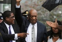 Prosecutors vow to retry Bill Cosby after sexual assault case ends in mistrial