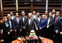 پیمان كارگر اینبار به عنوان نماینده نیسان وارد ایران شد