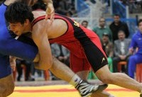 Iranian freestylers crowned Asian Junior champion