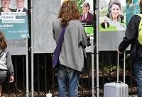 دور دوم انتخابات پارلمان فرانسه آغاز شد/حزب مکرون همچنان پیشتاز