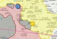 چرا سپاه «دیرالزور» سوریه را برای حمله موشکی انتخاب کرد؟+ نقشه و جزئیات
