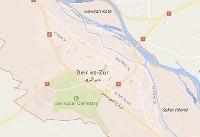 Iran's Revolutionary Guard strikes Syria for Tehran attacks