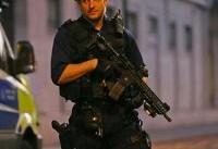 (تصاویر) محل حمله به نمازگزاران در لندن