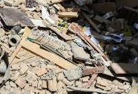 مرگ دو کارگر زیرآوار