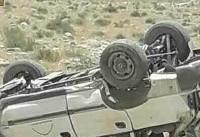 مرگ پزشک جوان در واژگونی خودروی شبکه بهداشت