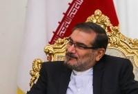 دیدار هیاتی از اعضای دفتر سیاسی اتحادیه میهنی کردستان عراق با شمخانی