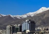 هوای تهران در روزهای پایانی هفته سالم است