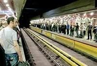 تیراندازی در مترو شهرری؛ ضارب کشته شد