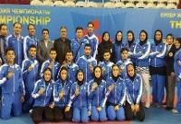 کاراته قهرمانی آسیا/ حسن نیا طلایی شد
