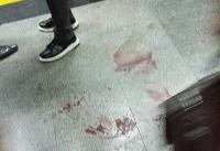 توضیحات پلیس درباره حادثه متروی شهرری/حمله مهاجم به مأمور پلیس