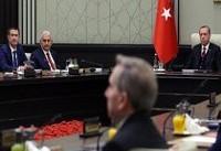 آنکارا مانع تشکیل دولت تروریستی در جنوب مرزهای این کشور خواهد شد