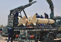 آزمایش اولین موشک ساخت عراق (+عکس) / موشک یقین - یک با برد ۱۵ کیلومتری