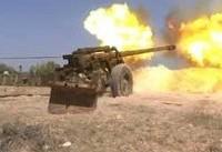 افزایش حضور ارتش سوریه در شرق تدمر