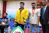 وزنهبرداری جانبازان و معلولین کشور؛ قهرمانان چهار وزن اول معرفی شدند