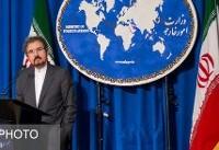 قاسمی: مذاکره با آمریکا به معنای اعتماد نیست/ خبر بمباران مناطقی از اقلیم توسط ایران نادرست است