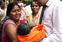 64 deaths at India hospital without oxygen