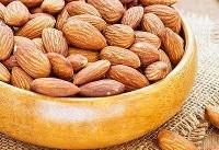 مصرف بادام مناسب ترین گزینه برای تنظیم کلسترول افرادی با رژیم غذایی