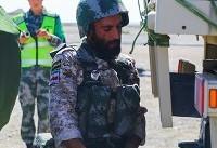 (تصاویر) رقابت تیم ارتش و سپاه با نظامیان جهان