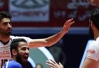 نتیجه زنده/ ایران ۲- قزاقستان صفر