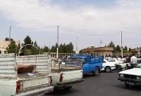۵ مامور شهرداری قم در رابطه با مرگ میوهفروش احضار شدند