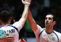 والیبال انتخابی قهرمانی جهان؛ پیروزی ایران در آخرین بازی