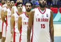 تیم ملی بسکتبال با شکست میزبان راهی نیمه نهایی شد
