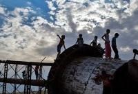 بحران کم آبی در خراسان شمالی. تصاویر