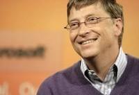بیل گیتس ۶۴ میلیون از سهام خود در مایکروسافت را صرف امور خیریه کرد