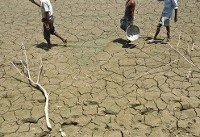 خودکشی ۳۴ کشاورز هندی به دلیل کاهش باران!