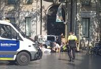 خودرویی در اسپانیا دهها نفر را زیر گرفت