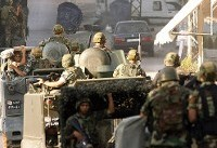 آغاز عملیات ارتش لبنان ضد داعش