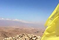 کنترل مقاومت لبنان و ارتش سوریه بر مناطقی از قلمون