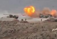 عملیات ارتش لبنان علیه نیروهای داعش در مرز با سوریه آغاز شد