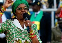 Grace Mugabe absent from S. Africa summit after assault claim