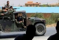 تسلط ارتش لبنان بر منطقه مرزی با سوریه