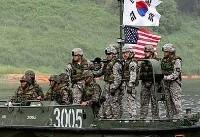 آغاز رزمایش نظامی مشترک آمریکا و کره جنوبی