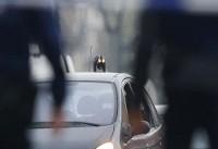 زخمی شدن ۴ نفر در حادثه زیر گرفته شدن با خودرو در بلژیک