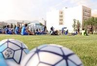 تمرینات تیم فوتبال استقلال تعطیل میشود