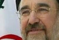 سیدمحمدخاتمی: از طرف آزادگان و آحاد ملت از رهبری تقاضای رفع حصر دارم