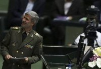 In rare pick, new Iran defence minister has no ties to Revolutionary Guard