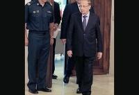 دیدار جابر انصاری با مقامات عالی رتبه لبنان (عکس)