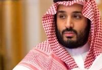 دیدار ولیعهد عربستان با داماد ترامپ