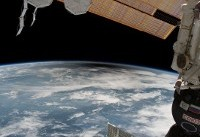 This Is How the Solar Eclipse Looked From Space