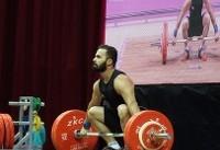 یونیورسیاد ۲۰۱۷/ دست جابر بهروزی به مدال نرسید