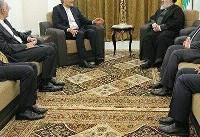 تشکر سید حسن نصرالله از حمایتهای ایران