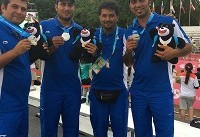 نتایج ورزشکاران ایران در چهارمین روز مسابقات یونیورسیاد جهانی