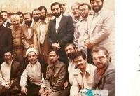 هاشمیطبا با انتشار عکسی خاطرهانگیز، به محمدعلی نجفی تبریک گفت + تصویر