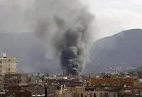 ۳۰ شهید در حمله هوایی به هتلی در صنعا