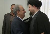 (تصاویر) دیدار شهردار جدید تهران با یادگار امام